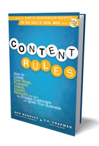 Content Rules, book
