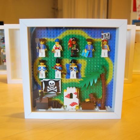Framed pirates