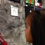 Art gazing at Espionage Gallery